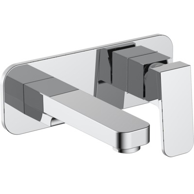 Milano Wall Mount Basin Set