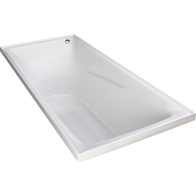 Studio II Rectangular AirMassage Bath