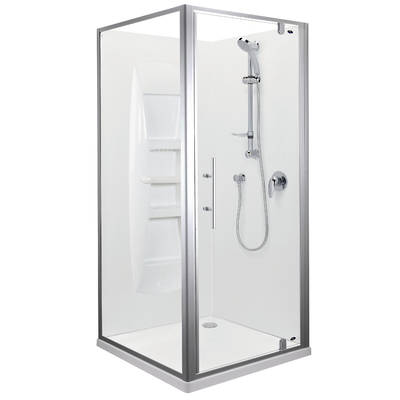 Valencia Corner Shower 900 x 750mm / 750 x 900mm