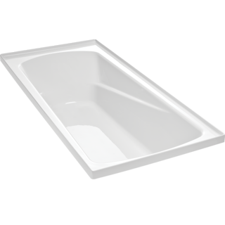 DUO II Rectangular Bath