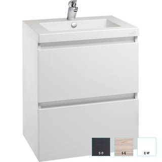 Valencia Wall-hung Vanity 600mm