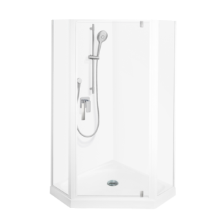 Valencia Elite Angle Corner Shower - Order Only