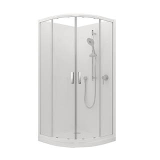 Valencia Elite Round Sliding Shower - Order Only