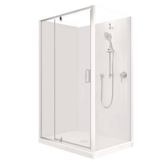 Valencia Elite Corner Shower (1200mm x 900mm) - Order Only
