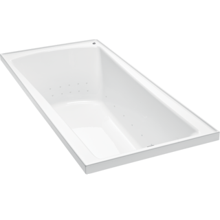 Valencia Rectangular AirMassage Bath