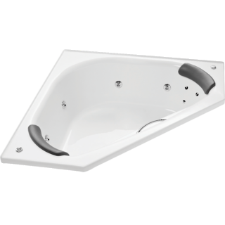 Ario Corner Spa Bath