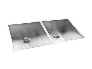 Cabriole Kitchen Sink Double Bowl